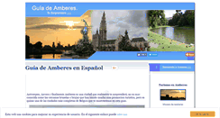 Preview of amberes.org.es